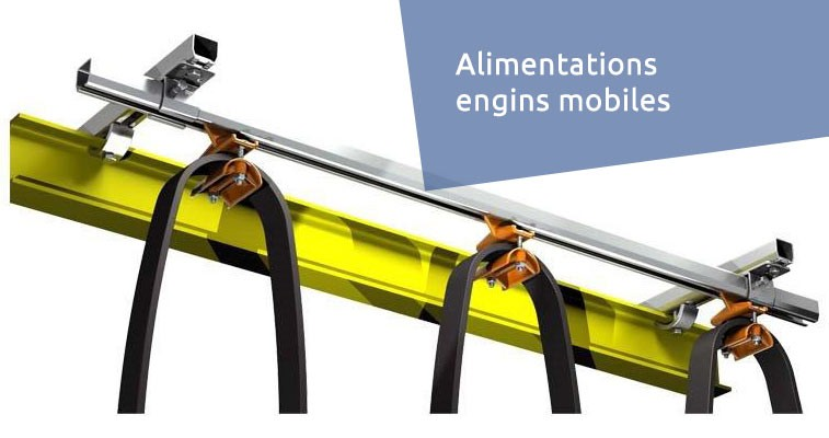 Alimentations engins mobiles